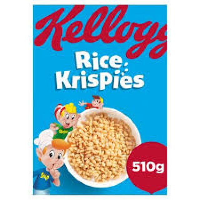 Kelloggs Rice Crispies 510g
