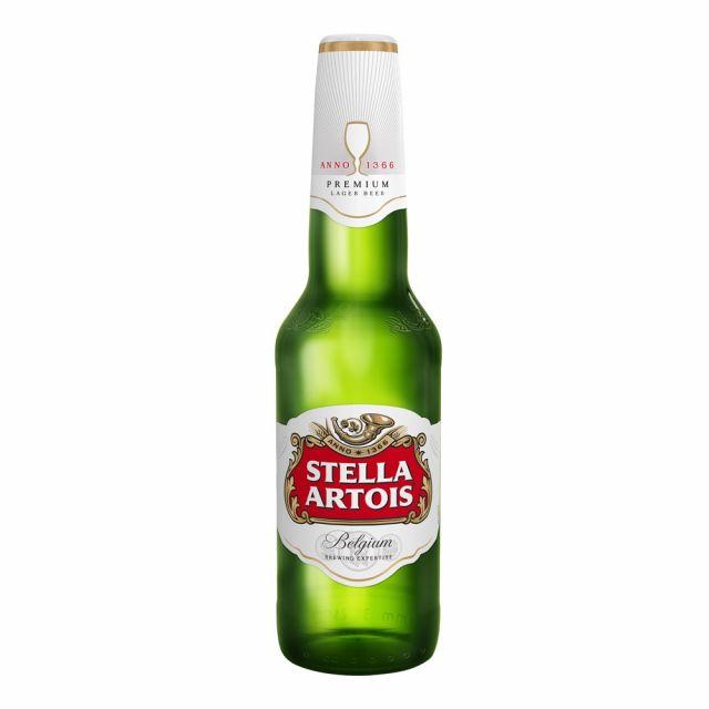 Stella Artois 330ml Bottle