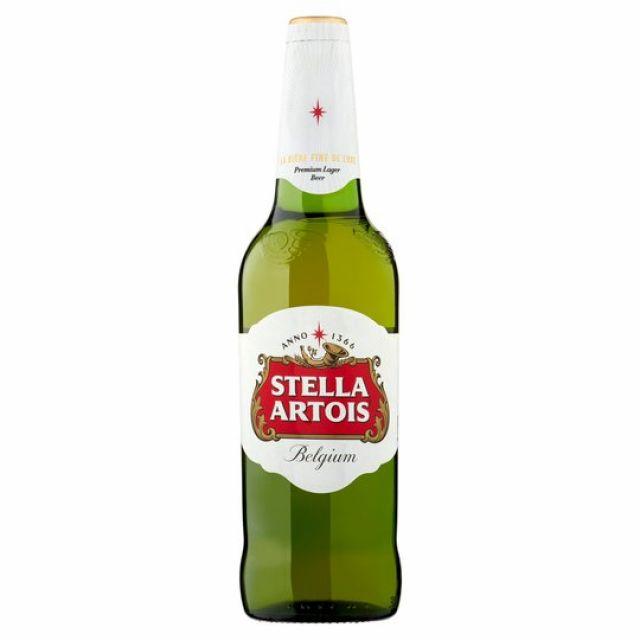 Stella Artois 660ml Bottle