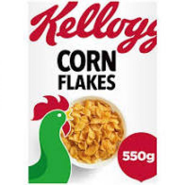 Kelloggs Corn Flakes 550g
