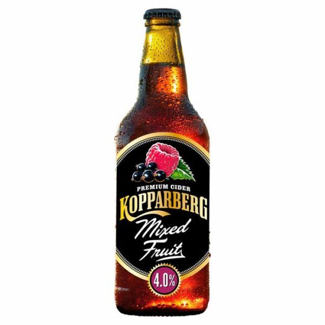 Kopparberg Fruit Cider 500ml Bottle