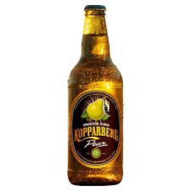 Kopparberg Pear Cider 500ml Bottle
