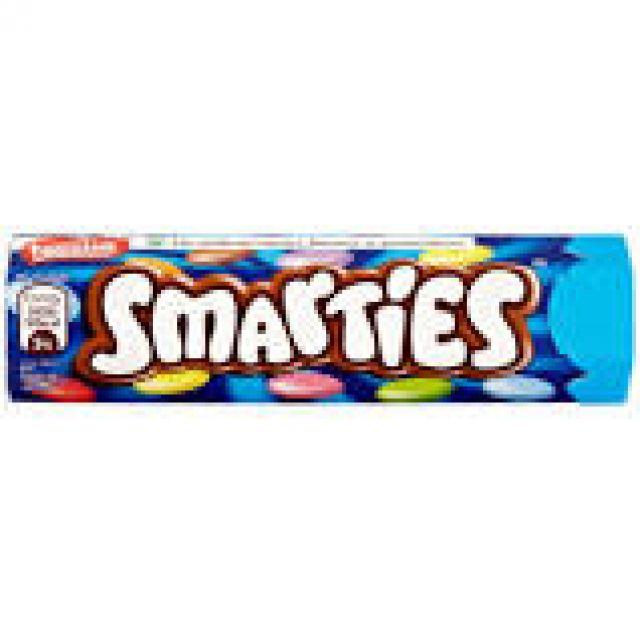 Nestle Smarties Bar