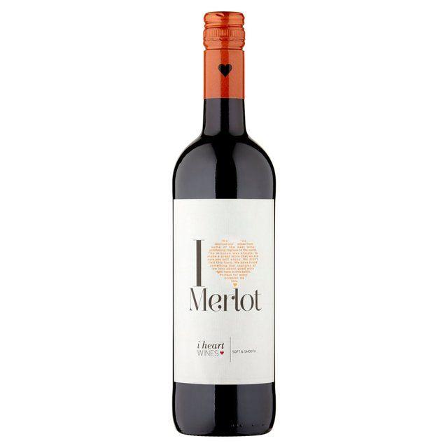 I Heart Merlot 75cl