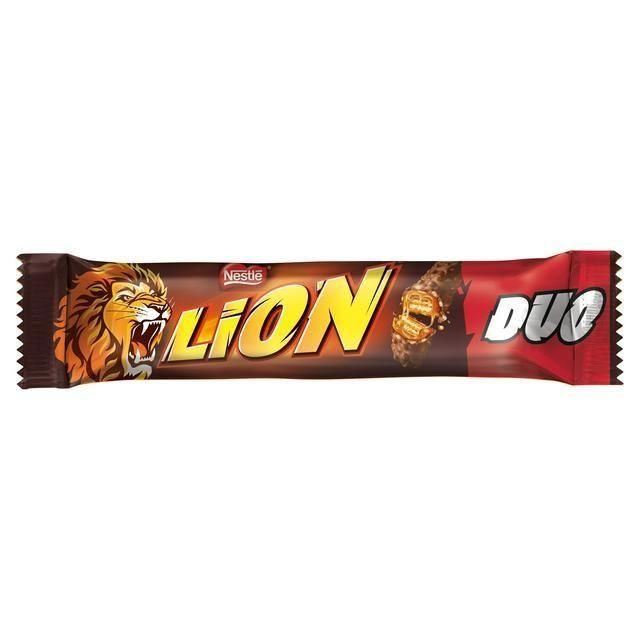 Nestle Lion Bar Duo