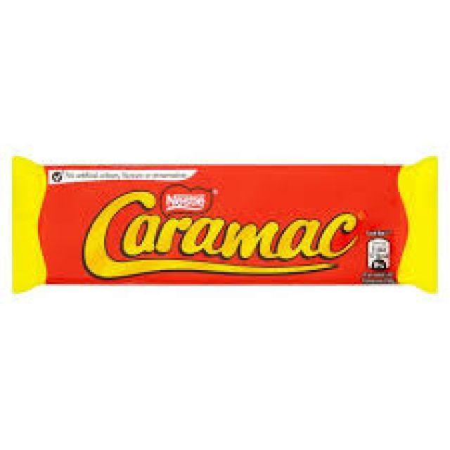 Nestle Caramac Bar