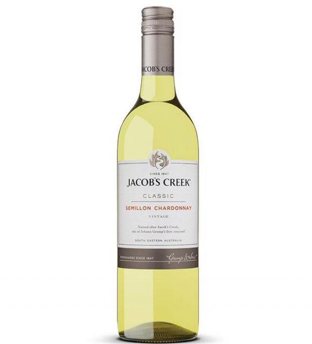 Jacob's Creek Semillon Chardonnay 75cl