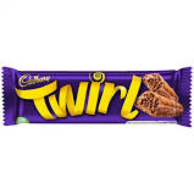 Cadbury's Twirl