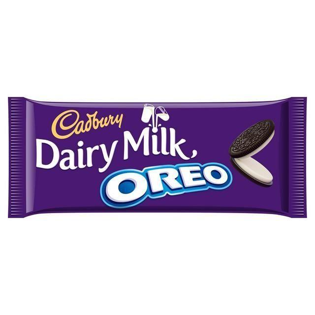 Cadbury's Dairy Milk Oreo