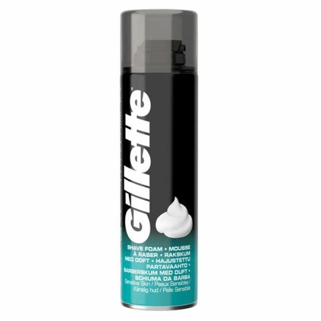Gillette Shaving Foam Sensitive