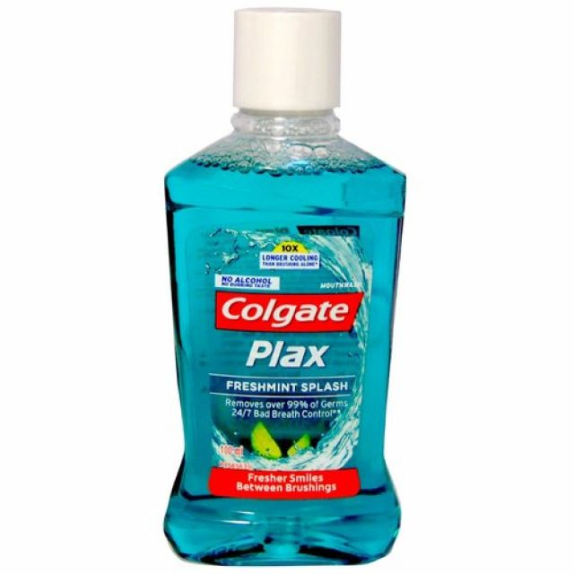 Colgate Mouthwash Plax Cool Mint