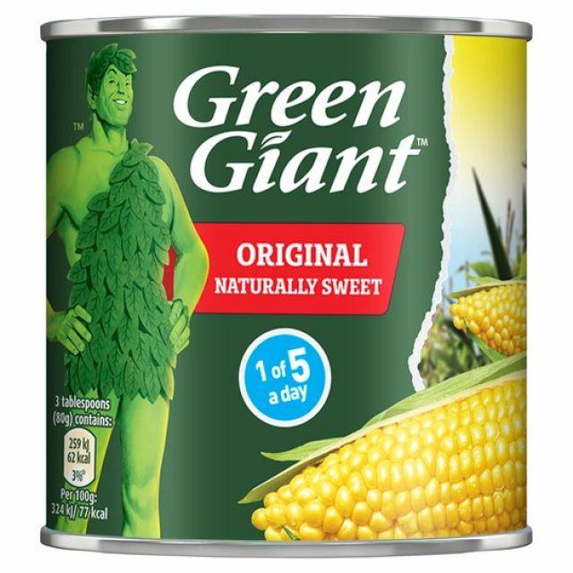Green Giant Sweetcorn Tin
