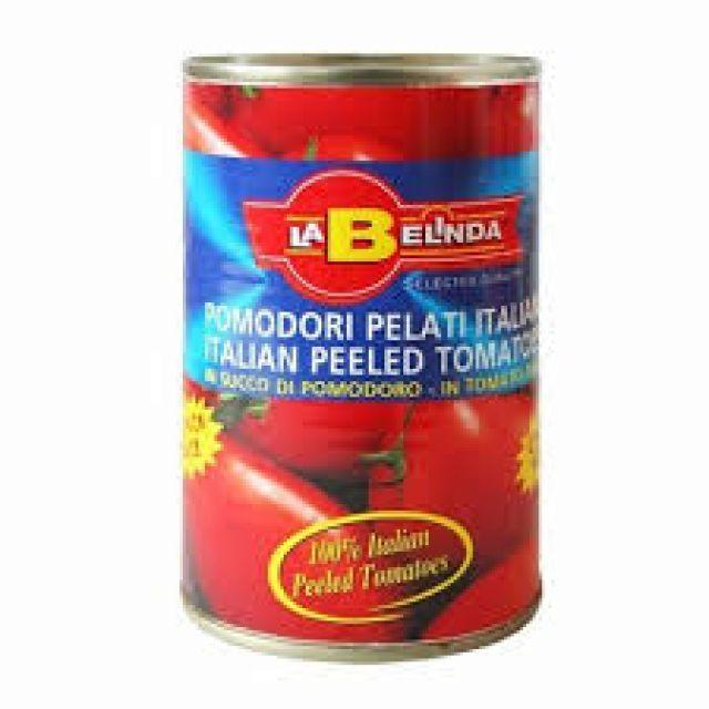 La Belinda Chopped Tomatoes Tin