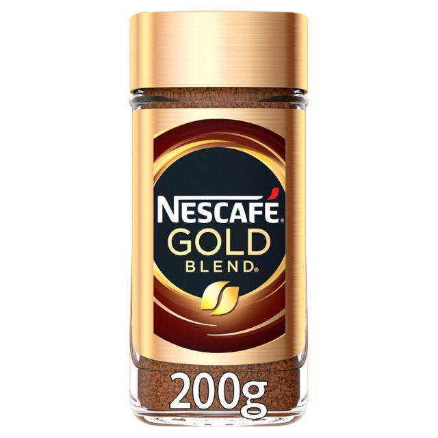 Coffee Nescafe Gold Blend 200g
