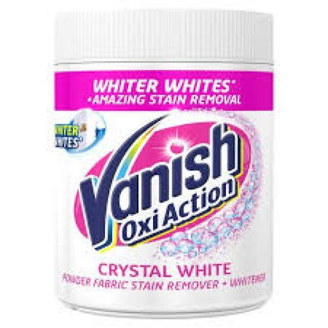 Vanish Oxi-Action Crystal White Tub