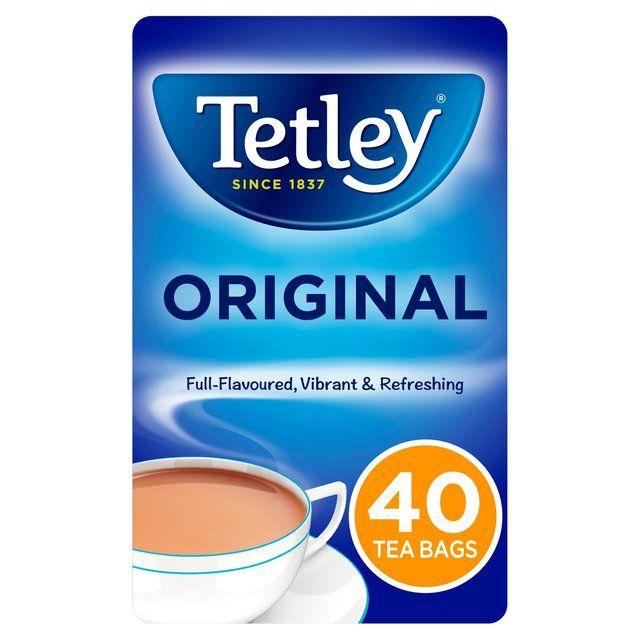 Tetley Tea Bags 40