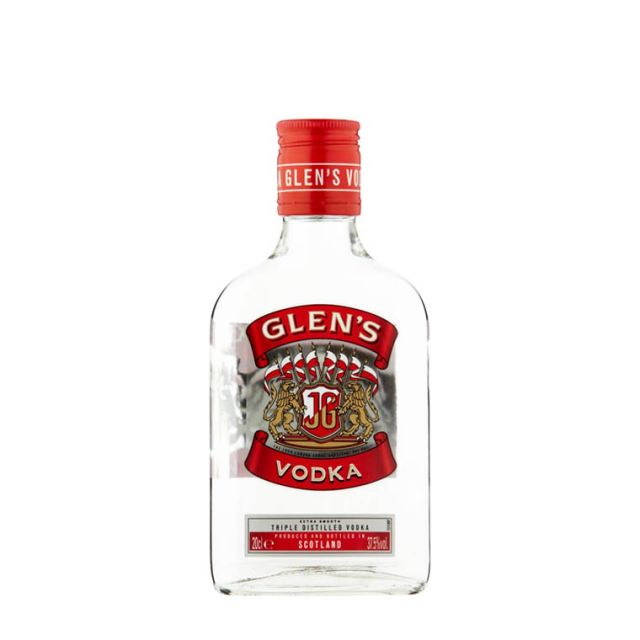 Vodka Glens 20cl