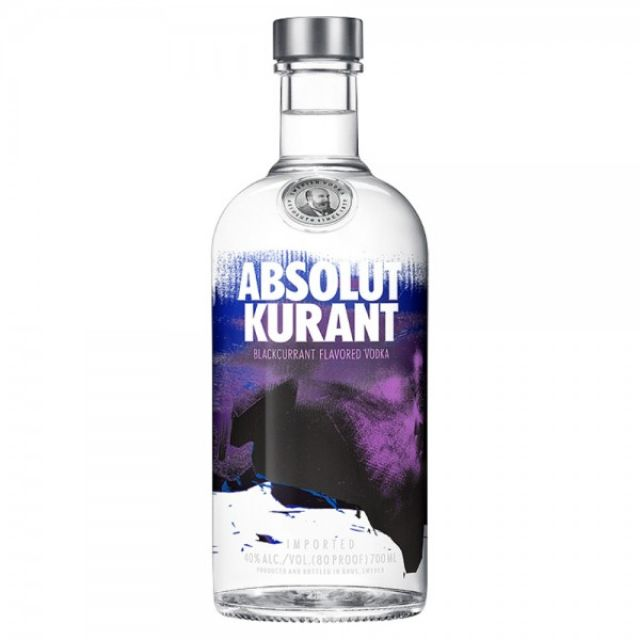 Vodka Absolut Kurant 70cl