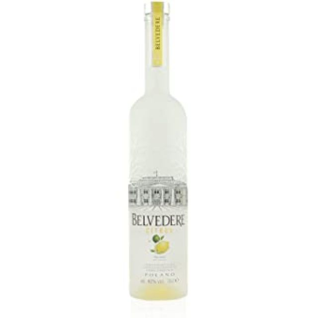 Vodka Belvedere Citrus 70cl