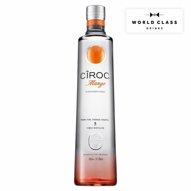 Vodka Ciroc Mango 70cl