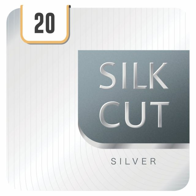 Silk Cut Silver KS