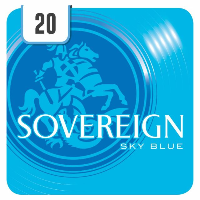 Sovereign Sky Blue KS