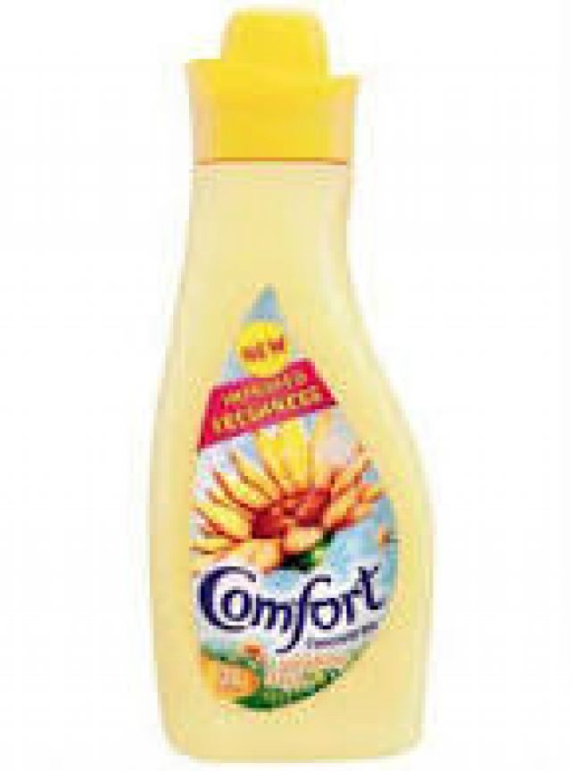 Comfort Sunshiny Fabric Softener 750ml
