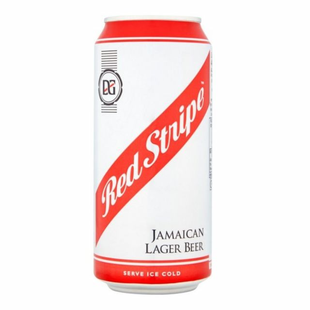 Red Stripe 440ml Can