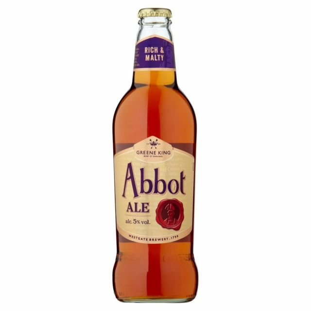 Greene King Abbot 500ml Bottle