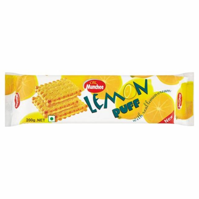 Lemon Puffs 200g