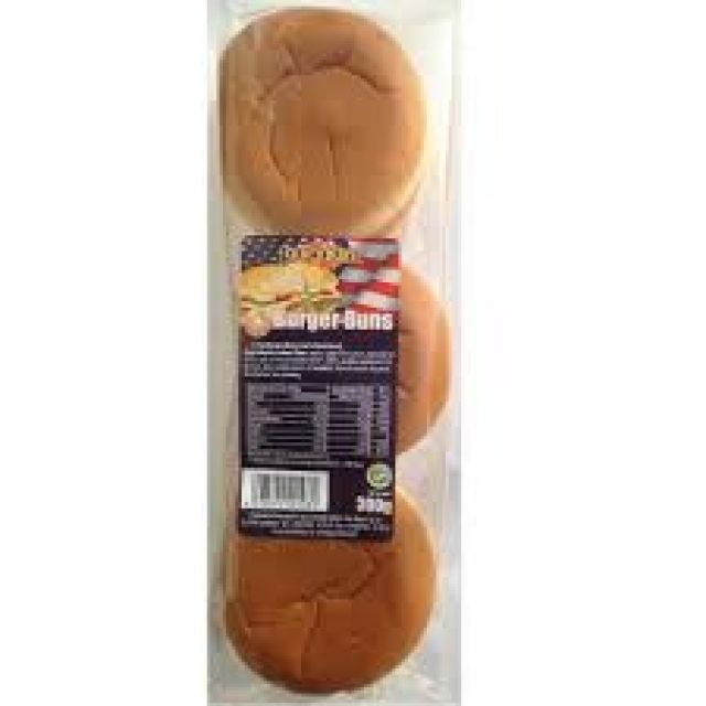 Quickbury UnSeeded Buns 6 Pack