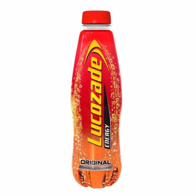 Lucozade Original 500ml Bottle