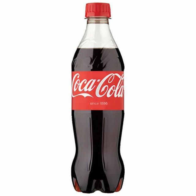 Coke Original 500ml Bottle