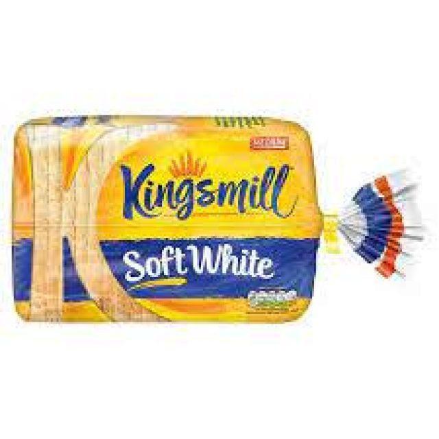 Kingsmill Soft White Medium Loaf 800g