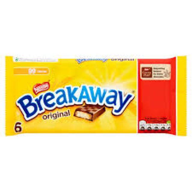 Nestle Breakaway 6 pack