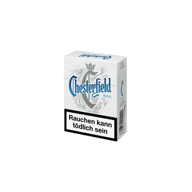 Chesterfield Blue SK