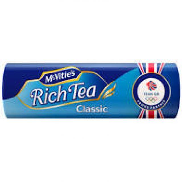 McVities Rich Tea Classic