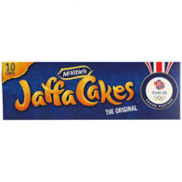 McVities Jaffa 10 Cakes
