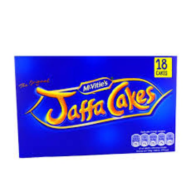McVities Jaffa 18 Cakes