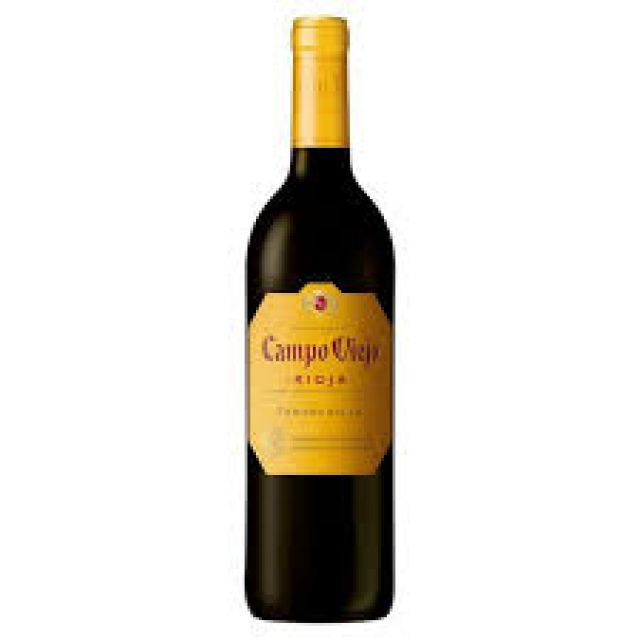 Campo Viejo 75cl Red Wine Bottle