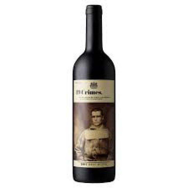 19 Crimes 75cl Red Wine Bottle