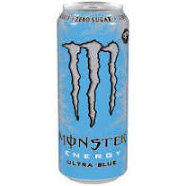 Monster Energy Drink Ultra Blue 500ml