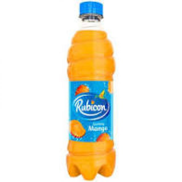 Rubicon Mango Bottle 500ml