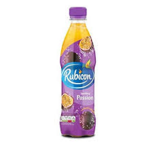 Rubicon Passion Fruit Bottle 500ml