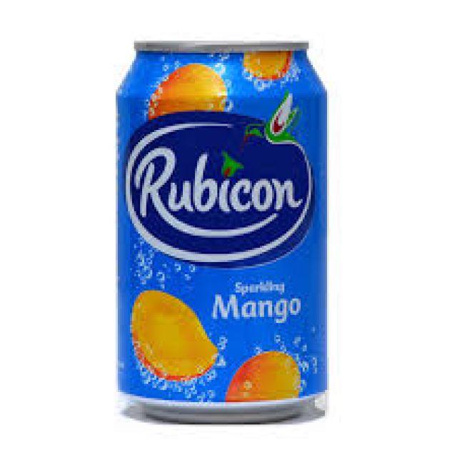 Rubicon Mango Can 0.33l
