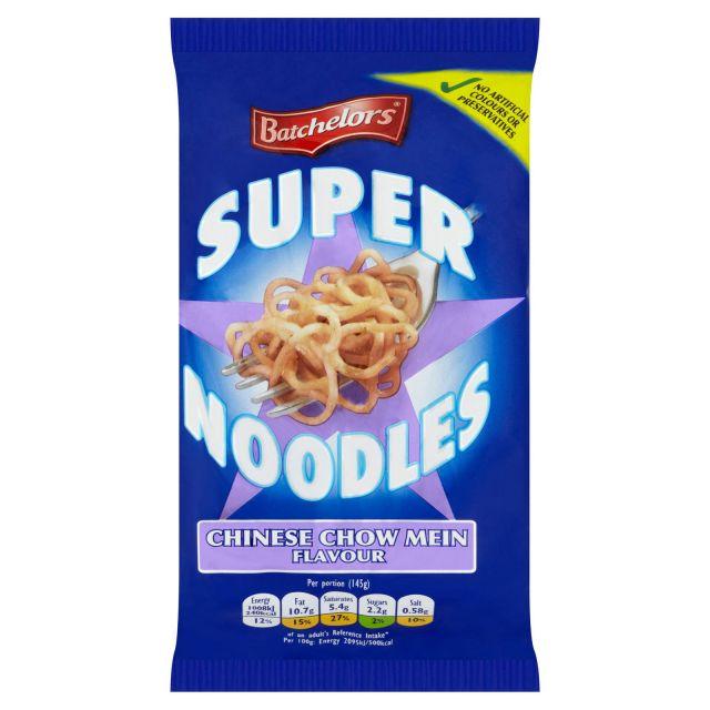 Batchelors Super Noodles Chow Mein