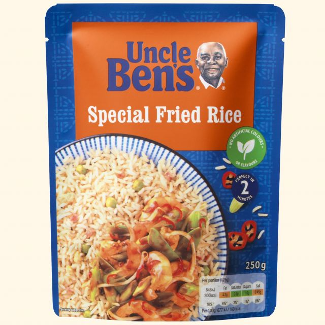 Uncle Ben Special Fried Rice 250g
