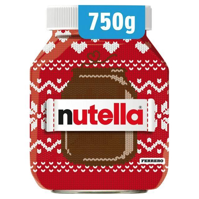Nutella Chocolate Spread 750g