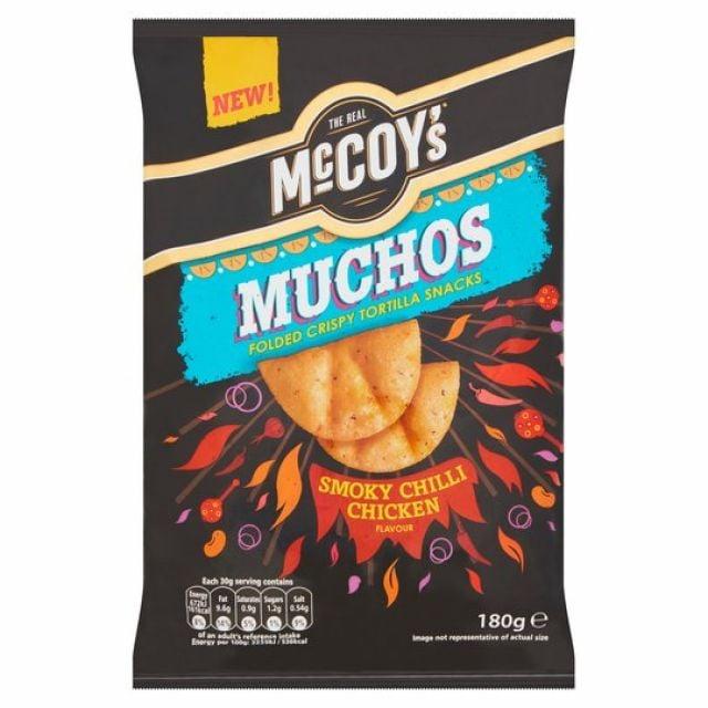 McCoy's Muchos Smoky Chilli Chicken