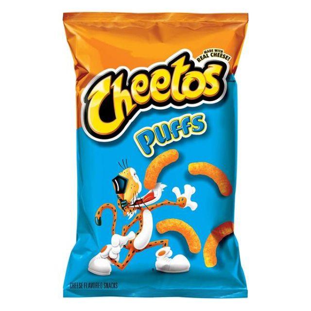 Cheetos Puff Cheese